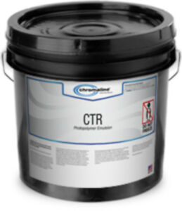 Chromaline Ct r Red Photopolymer Emulsion For Plastisol Inks quart