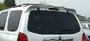 Fits Mazda Tribute 2001 2006 Bolt On 2 post Roof Spoiler Painted p