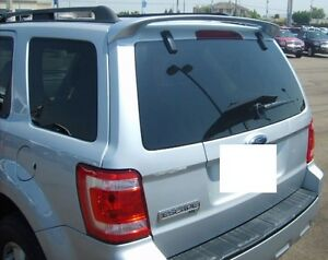 Fits Mazda Tribute 2008 2011 Bolt On 2 post Roof Spoiler Painted p