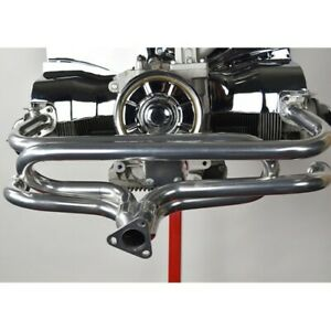 Exhaust Header 3 Bolt Flange For Beetle Ceramic Coated Dunebuggy