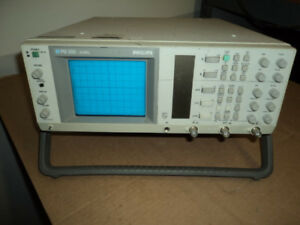 Philips Pm 3065 100mhz 2 1 Channel Dual Time Base Analog Oscilloscope