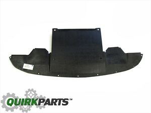 Oem New Mopar 2003 2016 Dodge Viper Front Belly Pan Extension Engine Shield
