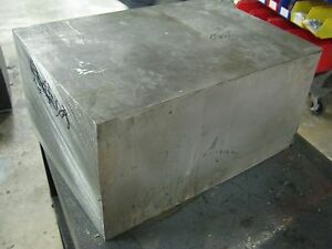 8 Thick 7050 Aluminum Block Slab Bar Stock 11 1 2 X 12 3 8 155lbs