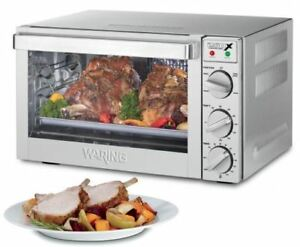 Waring Commercial Countertop Convection Oven Quarter Size