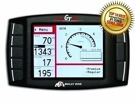 Bully Dog Triple Dog Gt Gas Tuner For 1999 2013 Ford Lincoln Truck Car Suv