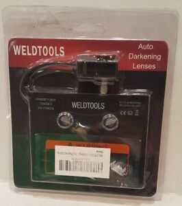 New Weldtools Welding Lens 2 X 4 In Auto darkening Lenses For Welding Helmet
