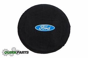 2009 2017 Ford F 150 F150 Black Steering Wheel Cover Armour Protector New