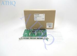 Brand New Panasonic Kx tda0190 Hybrid Ip Optional 3 Slot Base Card