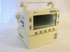 Tested Propaq Encore 202 El 104el Patient Monitor W Protocol Spo2 Printer