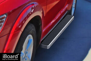 Iboard Running Boards 4 Inches Fit 09 20 Dodge Journey