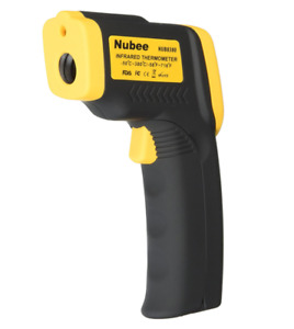 Temperature Gun Non contact Digital Thermometer Laser Infrared Ir Thermometer