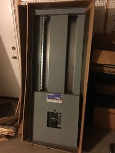 800 Amp Panel Switchgear With 800 Amp Circuit Breaker