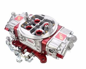 Q series 750cfm Drag Race Blow thru Annular Booster Carburetor Q 750 ban
