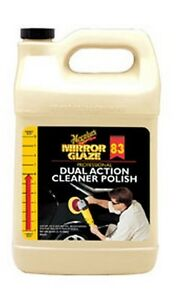 Dual Action Cleaner Polish 1 Gallon Mgl M8301 Brand New