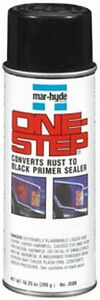 One Step Rust Converter Primer Sealer Aerosol Mhd 3509 Brand New