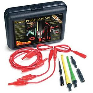 Power Probe Lead Set Pwp Ppls01 Brand New