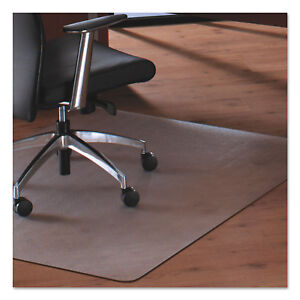 Floortex Cleartex Megamat Heavy duty Polycarbonate Mat For Hard Floor all Carpet