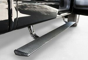 Amp Research Running Board Power Steps 04 08 Ford F 150 Super Crew