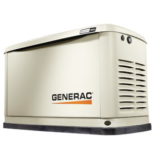 Generac 7038 20kw G force Air cooled Standby Back up Power Generator