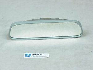 1967 1971 Corvette Gm Inside Day night Rear View 8 Mirror W Correct Markings