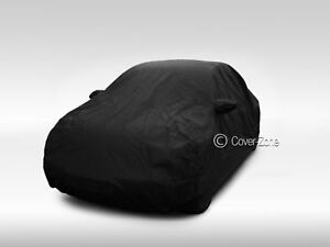 Breathable Indoor Sahara Car Cover For Volkswagen Fox Hatchback 04 On 315f73