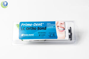 Prime dent Dental Light Cure Orthodontic Resin Adhesive Lc Ortho Bond Paste Kit