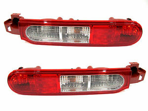 2009 2011 Nissan Cube Rear Right Left Tail Light Lamps Set Oem New Genuine