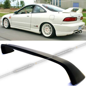 Fit 94 01 Acura Integra Db Dc2 3dr Hatchback Type R Trunk Spoiler Wing Abs