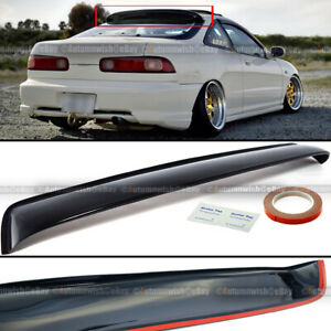 Fit 1994 2001 3rd Gen Acura Integra Dc Type R Jdm Smoke Rear Roof Window Visor