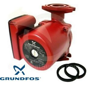 Grundfos Ups15 58fc 59896341 Brute 3 Speed 1 25 Horsepower Recirculator Pump