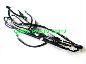2005 2007 Ford F250 350 450 550 Super Duty Overhead Console Wire Harness Oem New