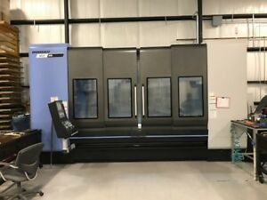 2015 Doosan Vcf 850l Cnc Vertical Machining Center Vmc Ref 7792258