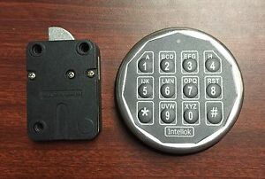 Electronic Keypad Lock For Gun Any Safe Vault Build Your Own Safe