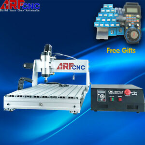 3 Axis 6040 Desktop 2 2kw Cnc Router Engraver Engraving Drilling Milling Machine