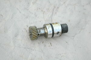 Triumph Gt6 Transmission Speedometer Gear Drive And Housing