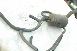 Triumph Gt6 Emission Control Carbon Canister And Hoses