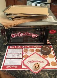 New Otis Spunkmeyer Cookie Convection Oven With Accessories