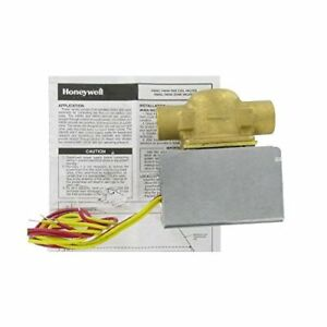 Honeywell V8043e1061 V8043e1061 24v Zone Valve 3 4 Sweat 2 pos N