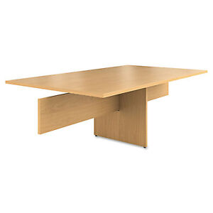 Hon Preside Adder Table Top 72 X 48 Harvest T7248pnc