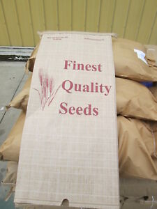 100 Pack 50 Lb Seed Bags Brand New