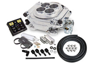 Holley Shiny Sniper Efi 550 510k Self Tuning Fuel Injection Complete Master Kit