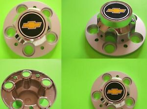 4 Chevy Chevrolet Truck Van 15 Inch 15x8 15x7 Rally Wheel Center Hub Caps 5 Lugs