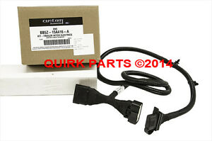 2011 2016 Ford Explorer 4 Pin Trailer Hitch Wiring Harness Oem New Genuine