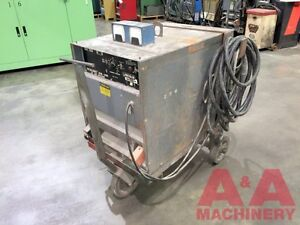 Lincoln Electric Idealarc Arc Welder 15890