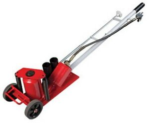 20 Ton Air Hydraulic Floor Jack Suu 6623 Brand New