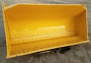 New John Deere 655k Crawler Loader 2 1 Cuyd 4 In 1 Multipurpose Bucket At408058