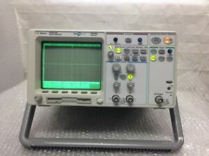 Hp Agilent 54622a 2 channel 100 Mhz Oscilloscope
