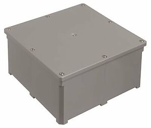 Carlon E989r Box Junction 12 In X 12 In X 6 In Box Junction 12 In X 12 In
