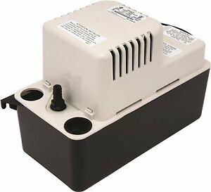 Franklin Electric Automatic Condensate Removal Pump With 6 foot Cord 11x5x7 In