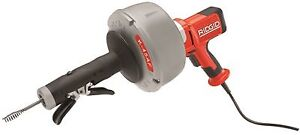 Ridgid Tool Company 36003 Ridgid K 45af 5 Sink Machine Excellent For Small Li